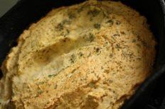Quinoa Cornmeal Skillet