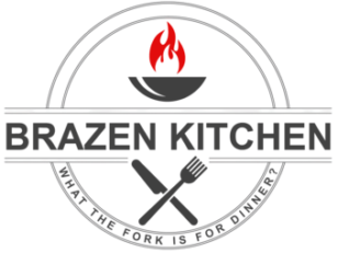 Brazen Kitchen Logo