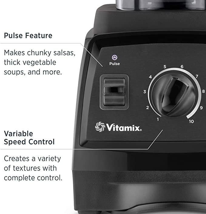 Vitamix 6500 and Vitamix 7500 , Vitamix 6500 controls and Vitamix 7500 controls