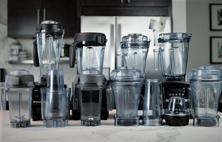 Vitamix blender pitchers