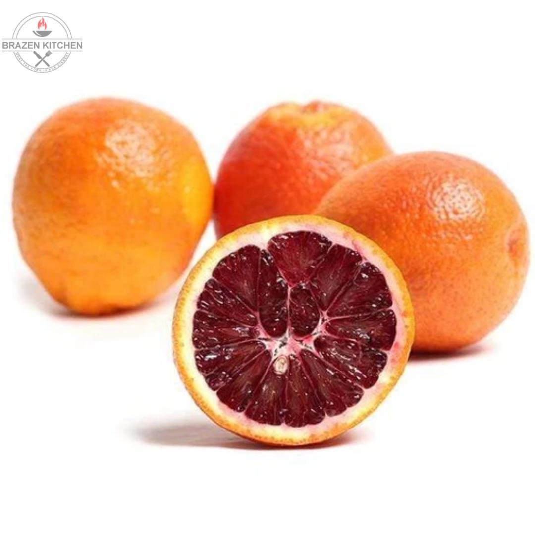 Blood Orange oranges